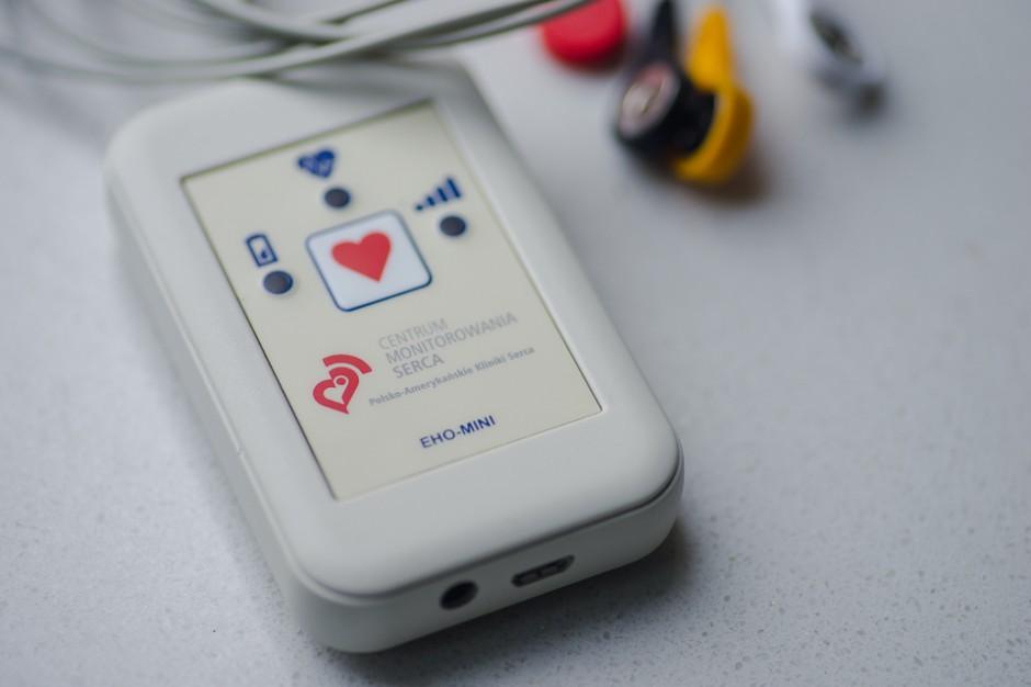 Piekary Śl.: startuje projekt zdalnego monitoringu serca