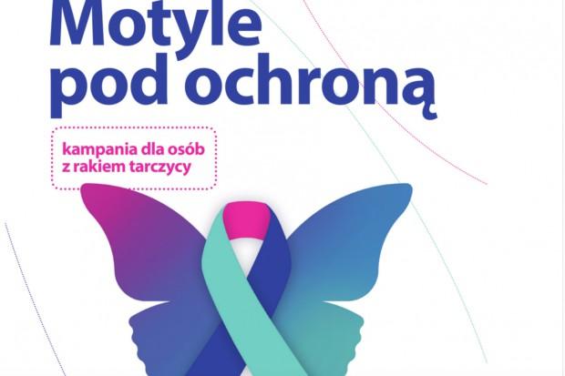Kampania i poradnik dla pacjentów z rakiem tarczycy