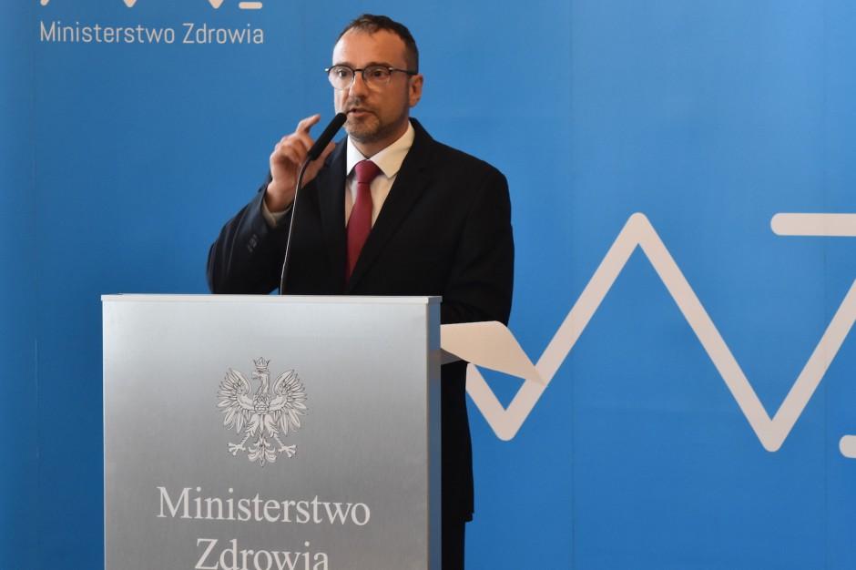 Wiceminister Czech o nowym leku na liście refundacyjnej: jesteśmy dumni