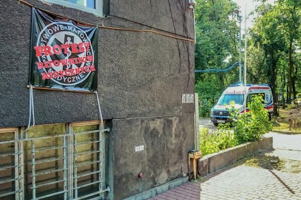 Polski Związek Ratowników Medycznych wraca do protestu