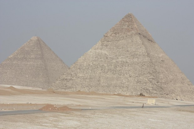 Udokumentowany przypadek gigantyzmu u faraona