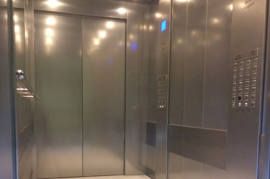 Katowice: nowoczesna winda jeździ już w GCZD