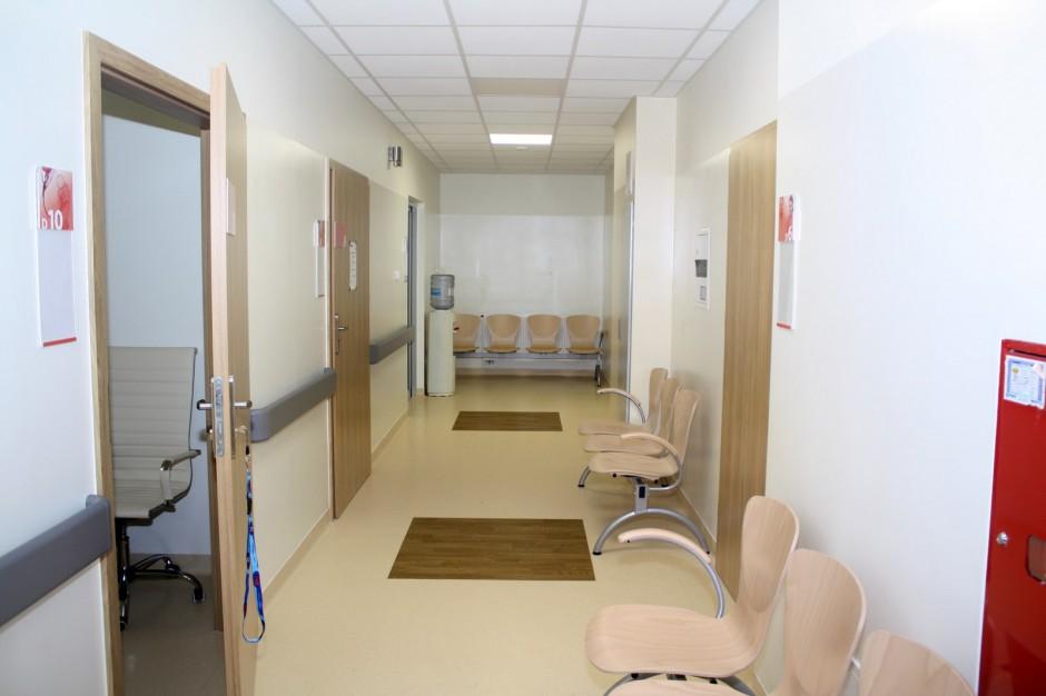 Centrum Zdrowia Tuchów ma nową izbę przyjęć
