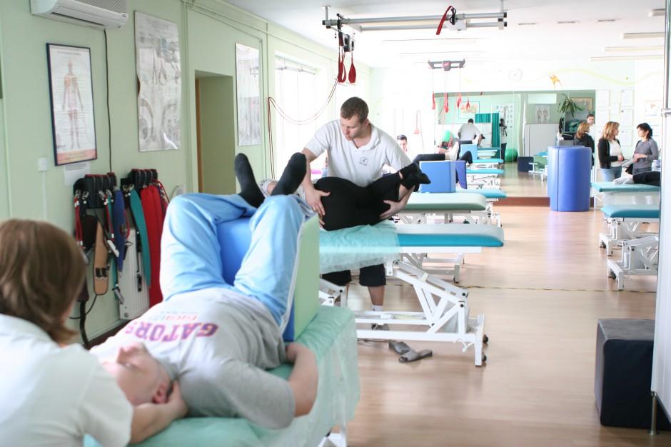 Senat za wykonywaniem zawodu fizjoterapeuty w formie praktyk zawodowych