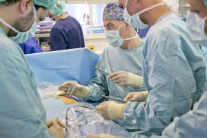 Wrocław: holenderscy lekarze szkolili się w klinice UM z technik laparoskopowych