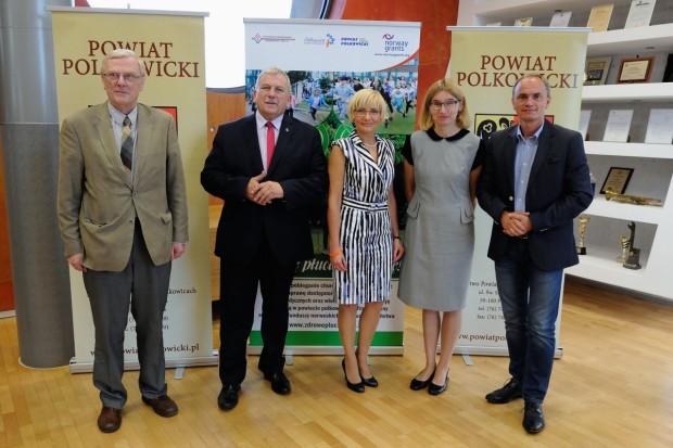 Polkowice: najlepszy program profilaktyki raka płuc