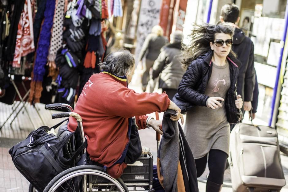 PFRON: m.in. niepełnosprawni będą mogli składać skargi na utrudnienia architektoniczne i bariery