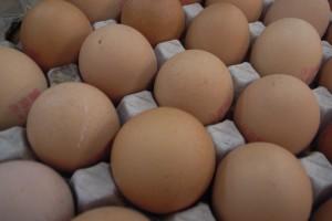 GIS: salmonella w kolejnej partii jaj z Biedronki
