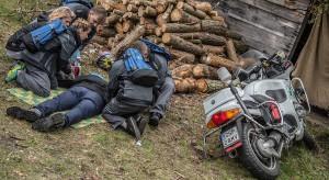 Wlk. Brytania: lekarz otworzył klatkę piersiową na miejscu wypadku, uratował motocyklistę