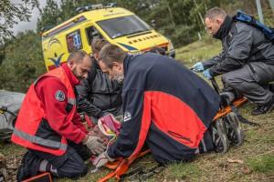 Ćwiczenia zespołów ratowniczych MEDline 2017
