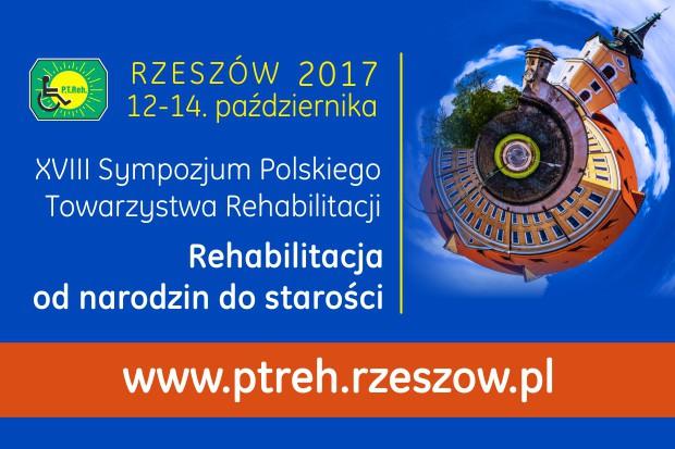 XVIII Sympozjum Polskiego Towarzystwa Rehabilitacji