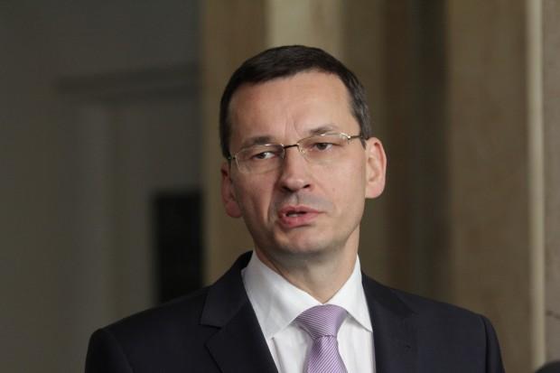 Wicepremier Morawiecki zapowiedział zwiększenie wydatków na ochronę zdrowia
