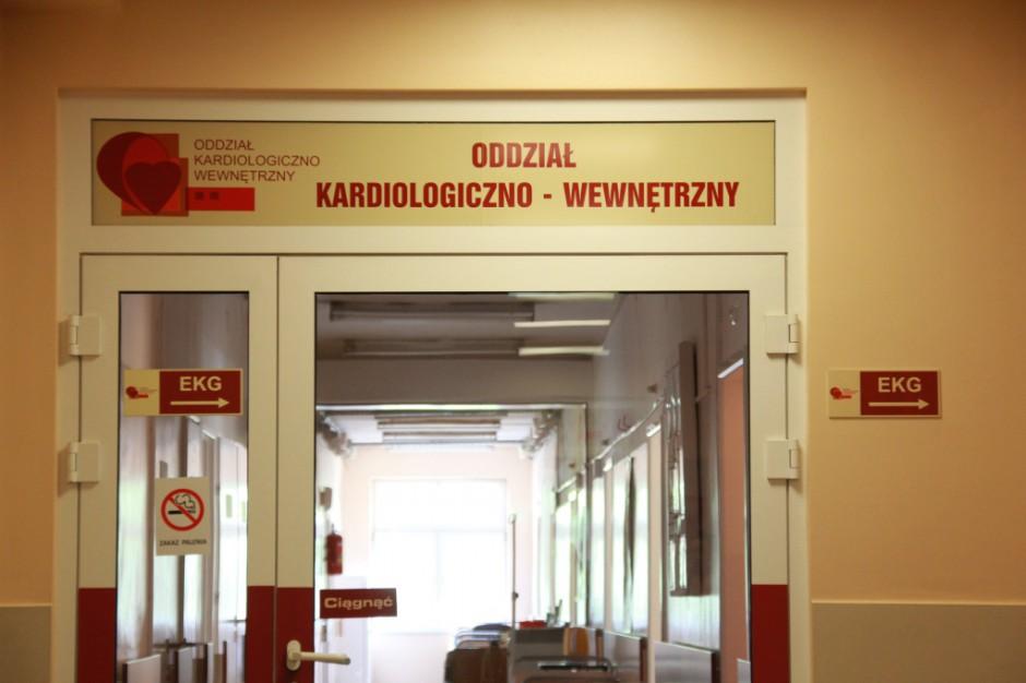 Gliwice: szpital ma umowę z NFZ na KOS-zawał, konflikt zażegnany?