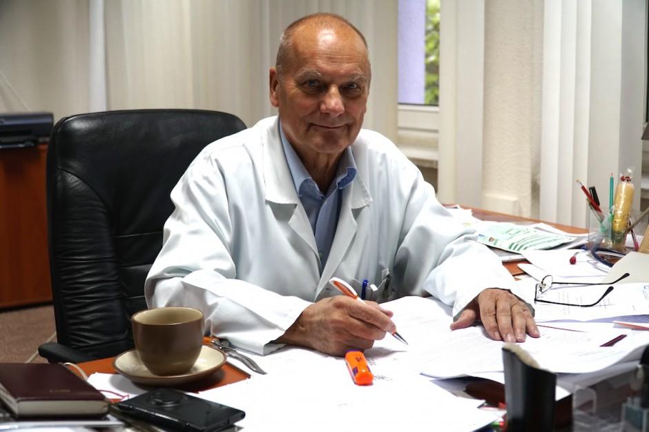 Prof. Ziaja: na emeryturze nie zamierzam odpoczywać