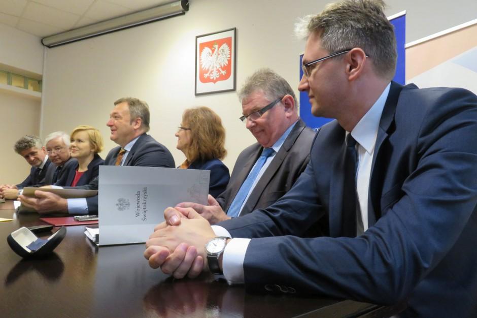 Kielce: umowa na budowę Centrum Urazowego w WSZ podpisana