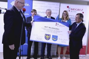 Tyski samorząd przejął Szpital Wojewódzki Megrez Sp. z o. o.