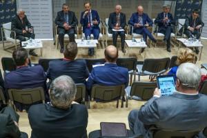 """IV Wschodni Kongres Gospodarczy: sesja """"Inwestycje w infrastrukturę i naukę w ochronie zdrowia"""""""