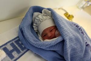 Od 1 czerwca zarejestrowano przez internet około 300 narodzin dzieci
