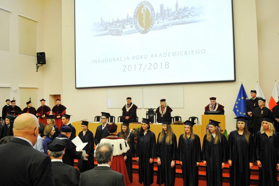 Inauguracja roku akademickiego w GUMed
