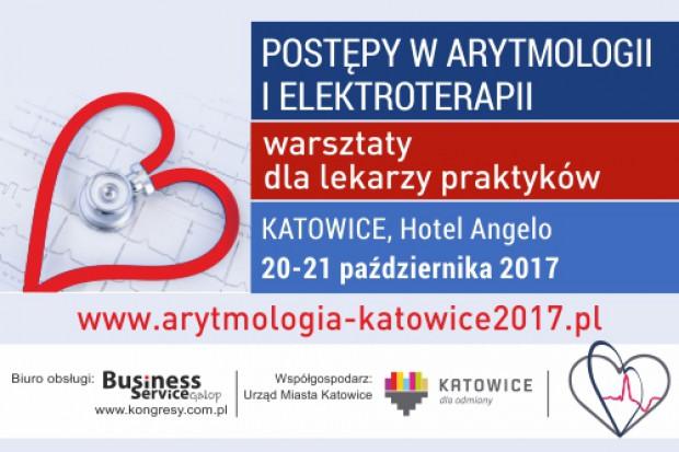 """Konferencja """"Postępy w arytmologii i elektroterapii"""""""