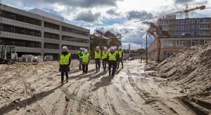 Toruń: rozbudowa szpitala trwa już blisko rok