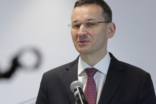 Morawiecki ws. rezydentów: będziemy trzymać się ustawy o minimalnych wynagrodzeniach