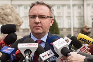 """Szczerski ws. protestu rezydentów: Kancelaria Prezydenta nie wyklucza """"wkroczenia"""" w rozmowy"""