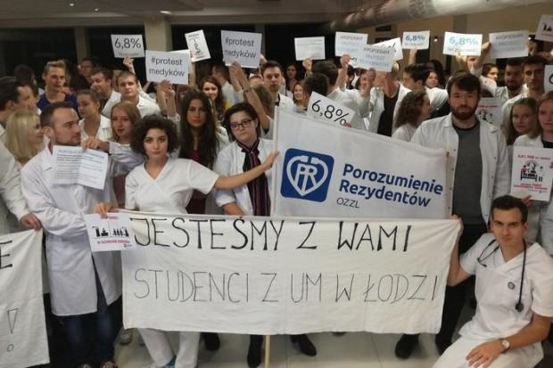 Spiegel Online: nie tylko w Polsce protestują lekarze