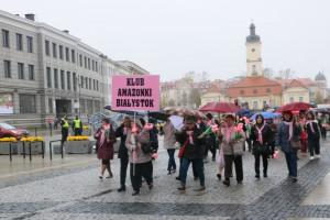 """Białystok: przeszedł XIII marsz """"Rak to nie wyrok"""""""