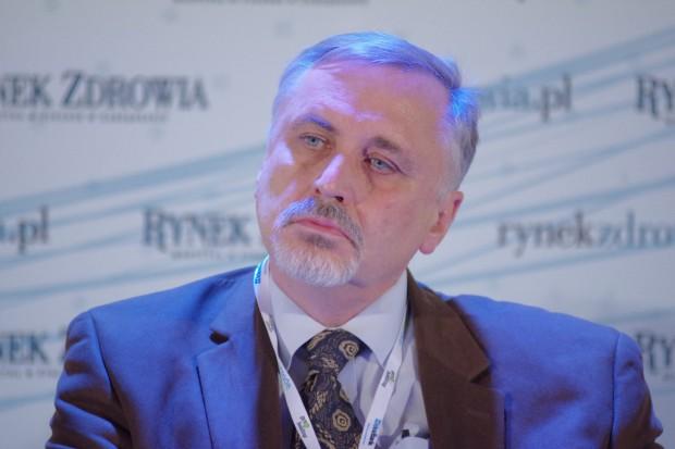 Prof. Pieńkowski: musi powstać więcejośrodków diagnostyki i leczenia raka piersi