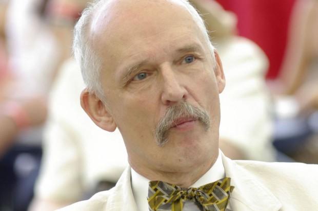 Korwin-Mikke: należy zlikwidować państwową służbę zdrowia