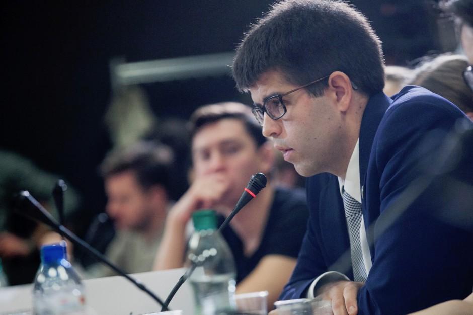 Jankowski: nie chcemy, aby do naszego protestu podłączali się politycy