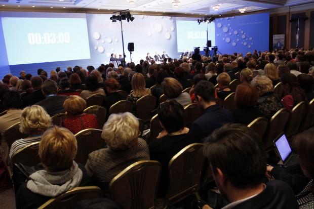 XIII Forum Rynku Zdrowia: porozmawiamy o wydatkach na leczenie i nie tylko