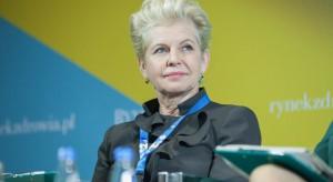 Małecka-Libera na Forum Rynku Zdrowia: w sieci szpitali zgubiła się jakość