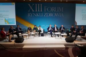 XIII Forum Rynku Zdrowia: pieniądze na zdrowie znaleźć się muszą, ale...