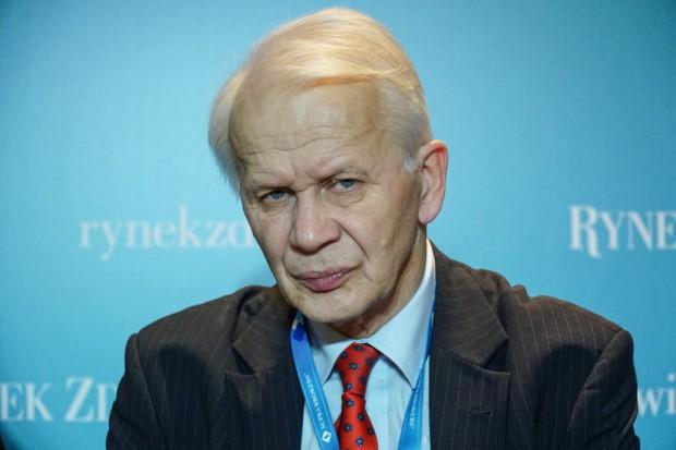 Prof. Jędrzejczak: schody zaczynają się w trzeciej linii leczenia