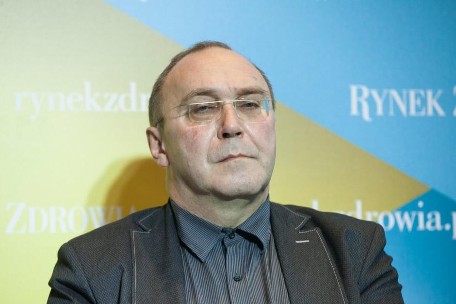 Prof. Lisiński: nowe technologie w rehabilitacji są nam bardzo potrzebne
