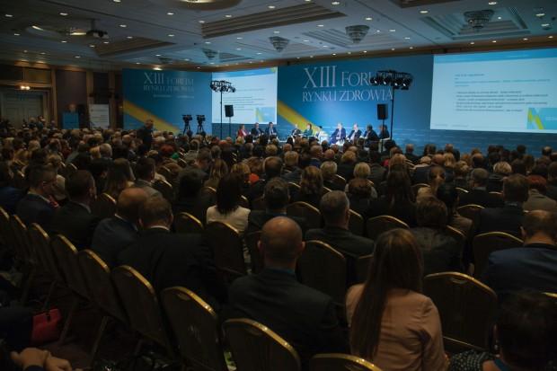 XIV Forum Rynku Zdrowia: sesje dotyczące terapii i organizacji leczenia wybranych chorób