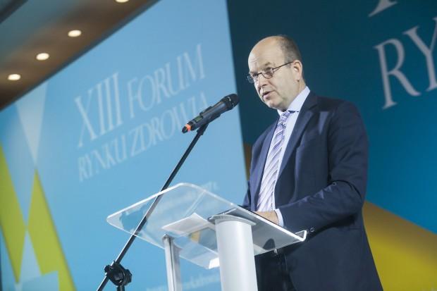 Konstanty Radziwiłł na XIII Forum Rynku Zdrowia - zapis wideo