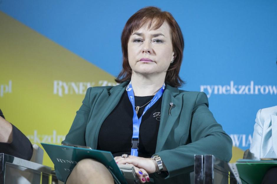 Lidia Gądek: ustawa o POZ zawiodła lekarzy i pacjentów (wideo)