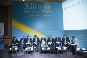 XIII Forum Rynku Zdrowia: sesja ''Od izby przyjęć do wypisu, część II''
