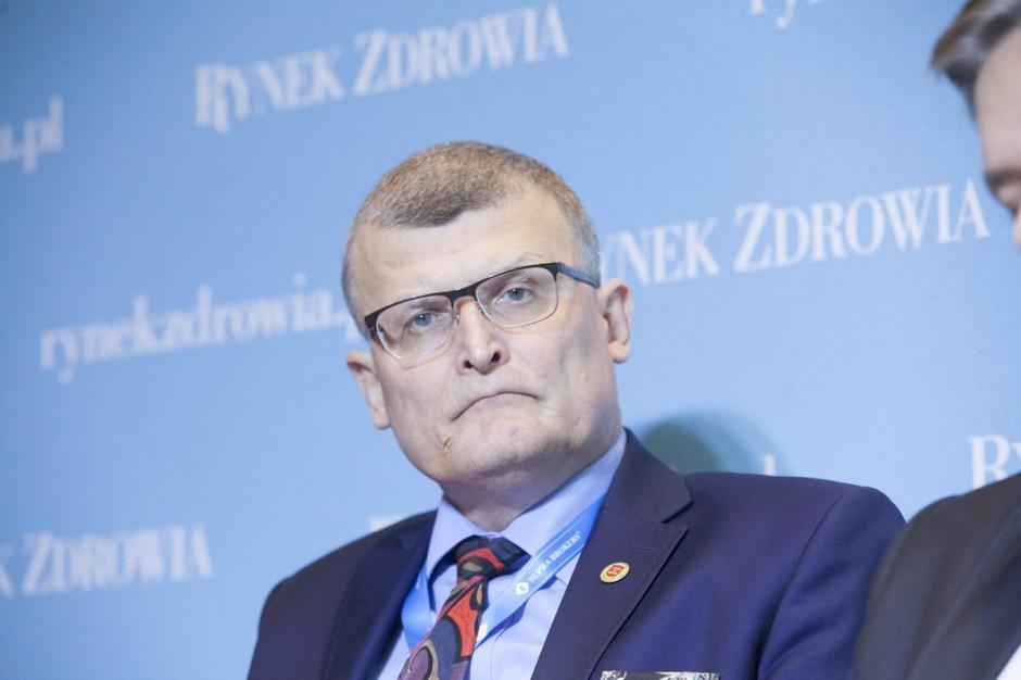 Grzesiowski: za 2-3 tygodnie możemy mieć 25 tysięcy zakażeń dziennie