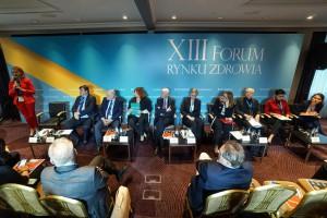 XIII Forum Rynku Zdrowia: hematoonkologia - kierunki doskonalenia opieki nad pacjentami z nowotworami krwi
