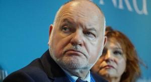 """Prezes Jacyna na RDS ws. płac: działania części szpitali są """"na pograniczu jakiegoś sabotażu"""""""
