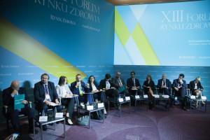 XIII Forum Rynku Zdrowia: polityka lekowa - czas na strategię