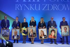 Gala Rynku Zdrowia: Laureaci Portretów Polskiej Medycyny 2017