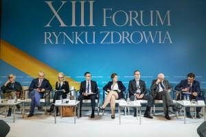 XIII Forum Rynku Zdrowia: telemedycyna - czy wykorzystujemy jej potencjał?