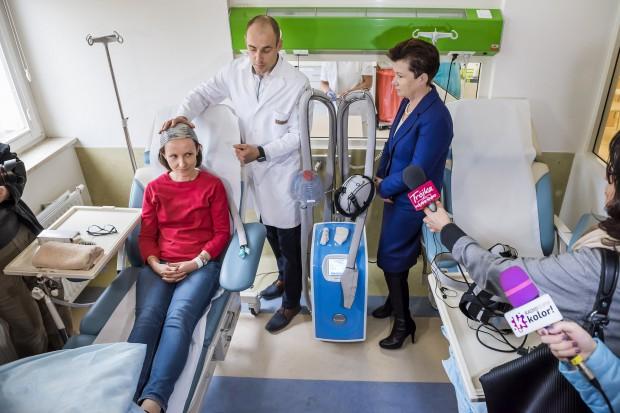 Warszawa: nowatorska terapia w szpitalu im. Świętej Rodziny