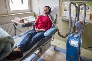 Zielona Góra: szpital chce zdobyć pieniądze na onkoczepki z budżetu obywatelskiego