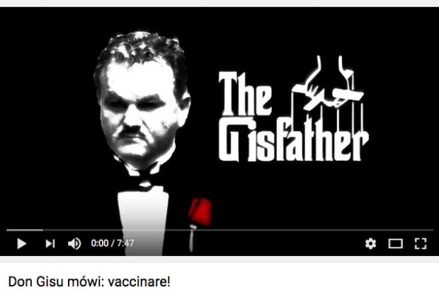 Don Gisu zachęca do szczepień: mam listę tych, którzy chcą nas zabić...